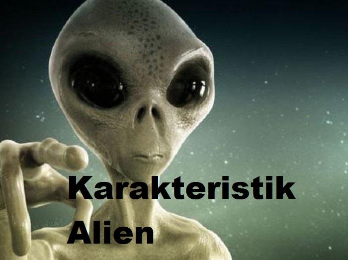 Karakteristik Alien