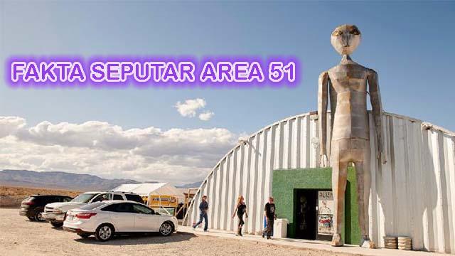 Fakta Area 51 Sebagai Tempat Penilitian Alien
