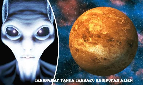 Terungkap Tanda Terbaru Kehidupan Alien